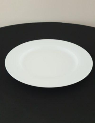 Platte borden 10 stuk 27cm <strong>€ 3,00</strong>