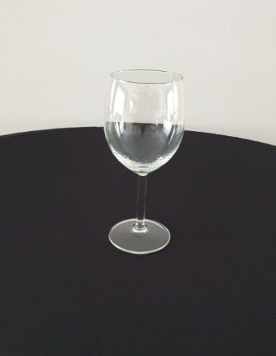 Wijnglas per 12 stuks - inhoud 30cl <strong>€ 2,00</strong>